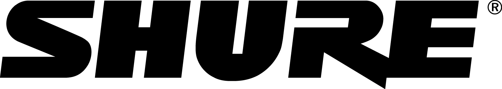 Shure-Logo-without-Tagline_Black